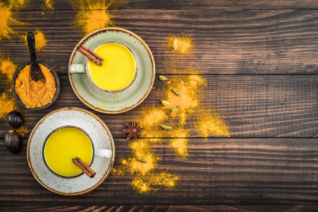 golden milk (altın süt) tarifi